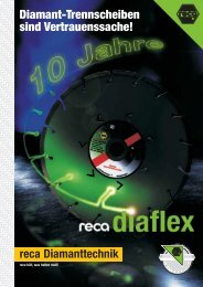 reca diaflex ULTRA B - Decke-wand-boden.de