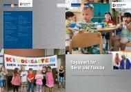 Engagiert für Beruf und Familie - 'Demografieagentur'.