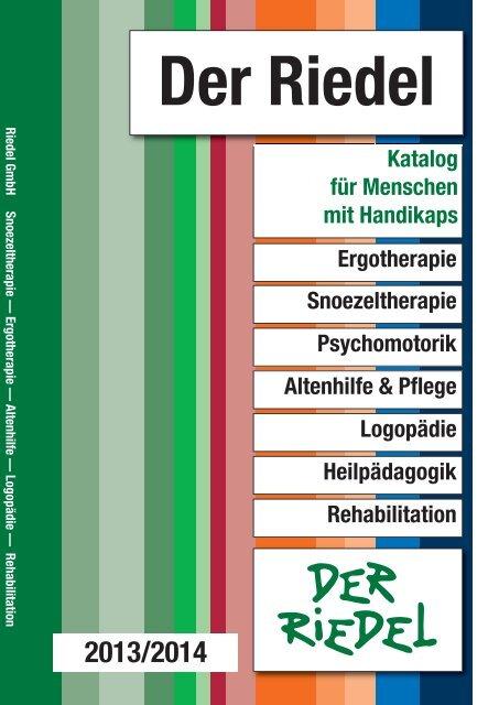 Teil 6 Altenhilfe/Gesellschaftsspiele als pdf - Riedel GmbH