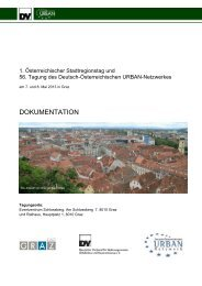 Dokumentation der Tagung - Deutscher Verband für ...