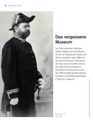 Das vergessene Museum - Deutsches Museum