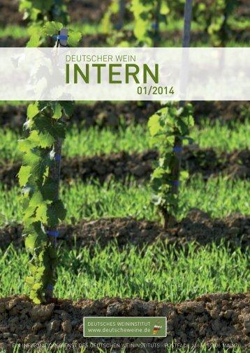 Deutscher Wein Intern - Deutsches Weininstitut
