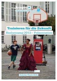 Das Programm als PDF zum Download - Deutsches Theater Berlin