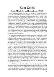 Zum Geleit - Das Deutschland Journal