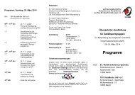 Programm Gefäßtrainer 2014 mL
