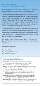 Hildesheimer Intensiv-Forum - DGAV - Page 2