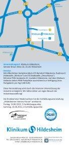 Hildesheimer Intensiv-Forum - DGAV - Page 6