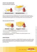 groSSen eindruck machen miT der DHL INFOPOST - Page 2