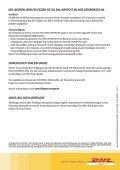 groSSen eindruck machen miT der DHL INFOPOST - Page 3