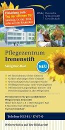Irenenstift Salzgitter-Bad