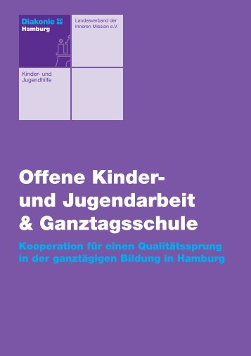Broschüre - Diakonisches Werk Hamburg