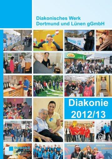Jahrbuch Diakonie 2012/13 (pdf) - Diakonisches Werk Dortmund ...
