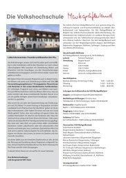 Frühjahrsprogramm 2014 - Deutsches Institut für Erwachsenenbildung