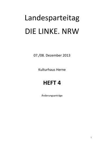 Heft 4 - Die Linke NRW