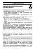 Mitteilungsblatt - Gemeinde Döttingen - Page 3