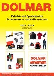 Zubehör und Spezialgeräte Accessoires et appareils spéciaux 2012 ...