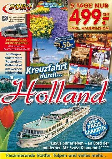 Holland - Domo Reisen