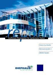 rojekt AVENIDA® – attraktiv und repräsentativ! - Diephaus