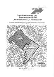 BP 347 - Stadt Dormagen