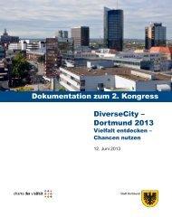 DiverseCity aktuell.indd - Stadt Dortmund