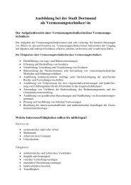 in [pdf, 19 kB] - Stadt Dortmund