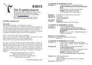 Die Engelsposaune - Bistum Hildesheim