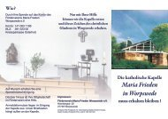 Faltblatt korr.cdr - Bistum Hildesheim