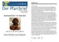 Gottesbilder im Wandel - Bistum Hildesheim
