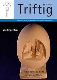 Triftig 2013-4 PDF - Dreieinigkeitskirche München Bogenhausen