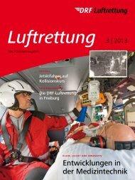 Vollständige Ausgabe herunterladen - DRF Luftrettung