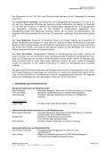 PROTOKOLL ZUR PREISGERICHTSSITZUNG - D&K Consult - Page 2