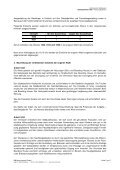 PROTOKOLL ZUR PREISGERICHTSSITZUNG - D&K Consult - Page 5