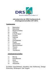 PDF 3,2 MB - Deutscher Rollstuhl-Sportverband eV