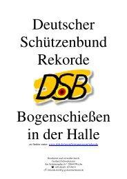 zu finden unter: www.dsb.de/sport/leistungssport/rekorde