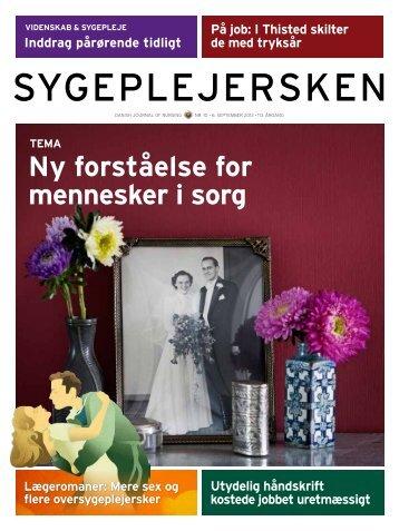 Læs artiklen som PDF - Dansk Sygeplejeråd