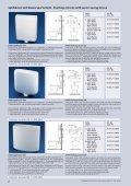 Spülkästen mit Wasserspartechnik Flushing cisterns with water ... - Page 2