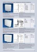 Spülkästen mit Wasserspartechnik Flushing cisterns with water ... - Page 3