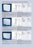 Spülkästen mit Wasserspartechnik Flushing cisterns with water ... - Page 4