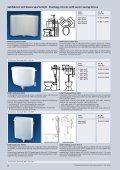 Spülkästen mit Wasserspartechnik Flushing cisterns with water ... - Page 6