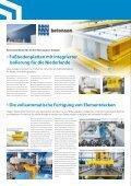 Herstellung von Iso-Deckenplatten und Elementdecken auf ... - Seite 2