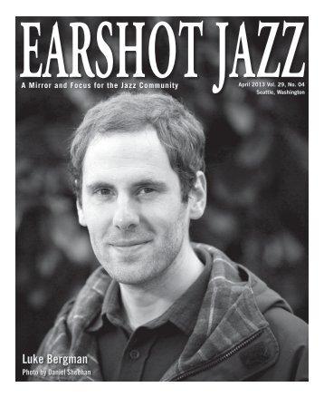 Luke Bergman - Earshot Jazz
