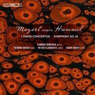 7 PIANO CONCERTOS · SYMPHONY NO. 40 FUMIKO ... - eClassical