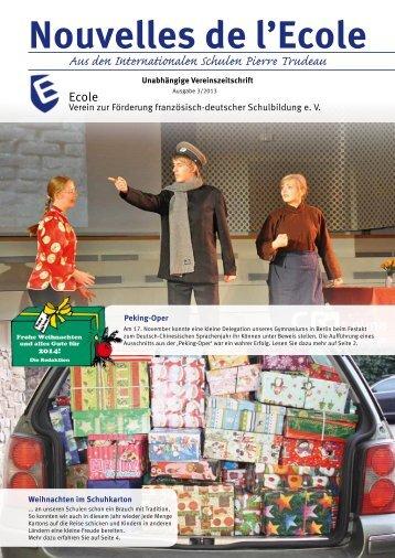 herunterladen - Ecole Stiftung