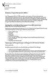 Bildung Merkblatt zur Frage der Mehrwertsteuer (MWST) Das ...