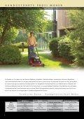 Profimaschinen zur Grünflächenpflege - Page 2