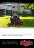 Profimaschinen zur Grünflächenpflege - Page 4