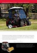 Profimaschinen zur Grünflächenpflege - Page 6