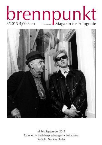 brennpunkt 3-2013 .indd - edition buehrer