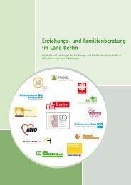 Erziehungs- und Familienberatung im Land Berlin