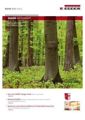 Newsletter - 2013/03 (PDF) - EGGER